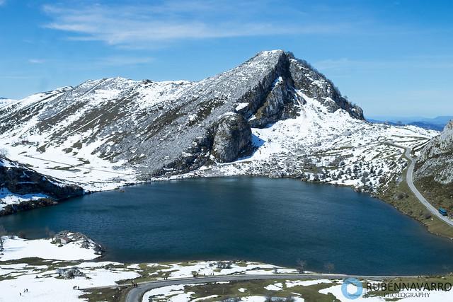 Lagos de Covadonga Asturias