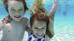 Kids Underwater