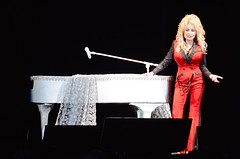Dolly Parton At The Piano