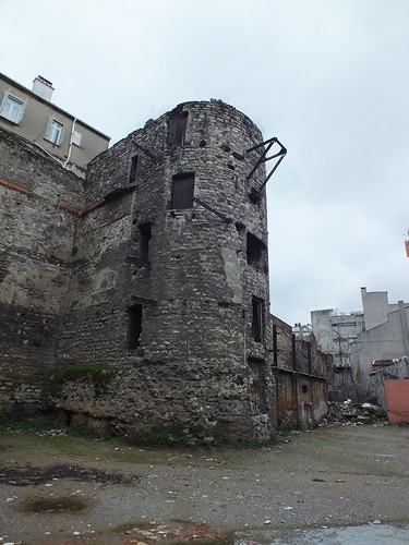 Genova fal - bástya