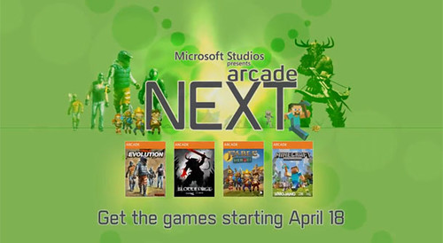Microsoft Announces 'Arcade NEXT', Features Minecraft, Fable Heroes and More