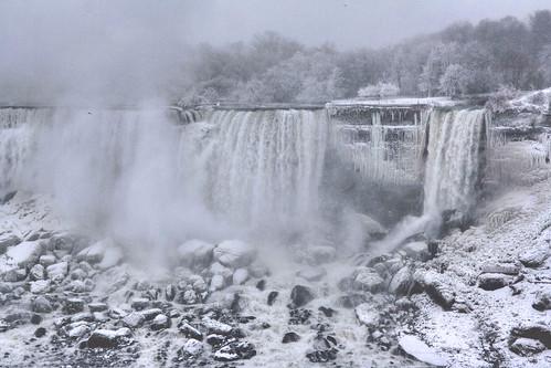 11 Consejos Para Fotografiar Impresionantes Cataratas Con: 10 Fotos De Las Cataratas Del Niagara Congeladas