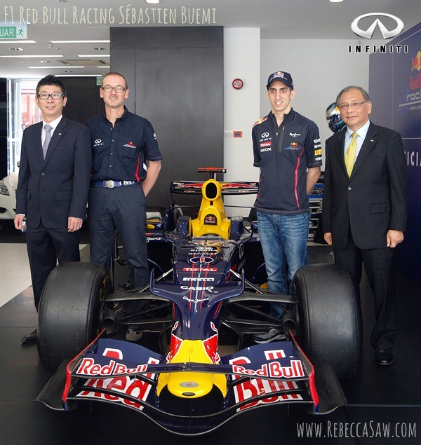 F1 driver Sebastien Buemi & Red Bull Racing 2012-008