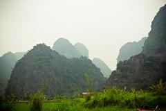 Baie d'Ha Long Terrestre - Ninh Binh - Hoa Lu - 44