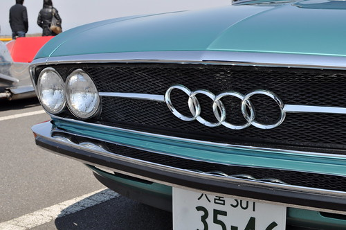 1969 AUDI Coupe S