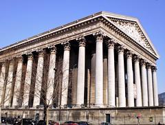 Église de la Madeleine, Paris, France