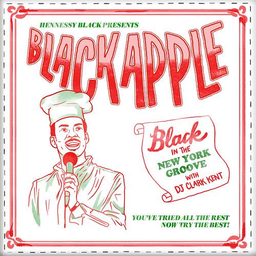 DJ Clark Kent / Black In The New York Groove Mix (Eddie Murphy)