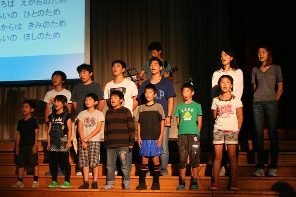 被災地の子どもを国際サマーキャンプへ_ 03