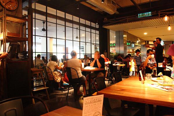Plan B Restaurant Layout
