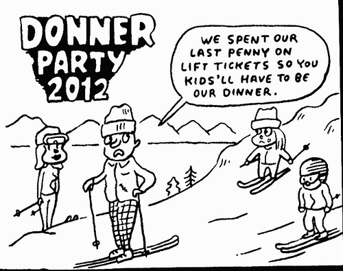 Donner 2012 by Lloyd Dangle