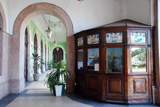 Maputo [024] estação de caminho de ferro