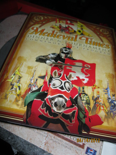 Medieval Times 4/14/12