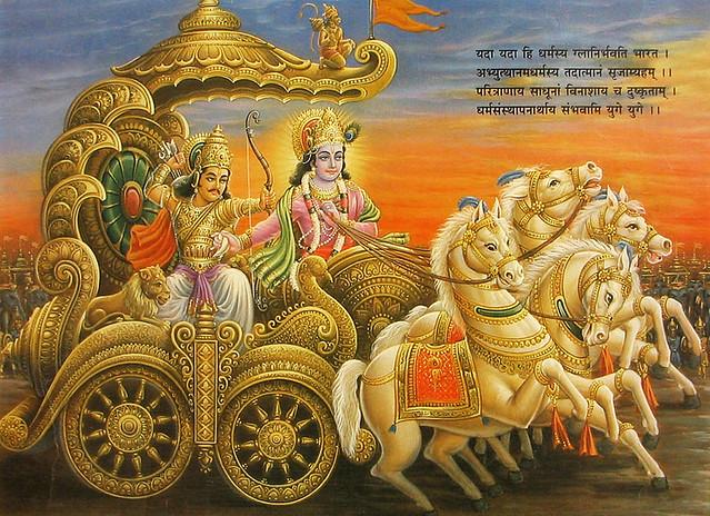 yadrccha-labha-santusto dvandvatito vimatsarah samah siddhav asiddhau ca krtvapi na nibadhyate