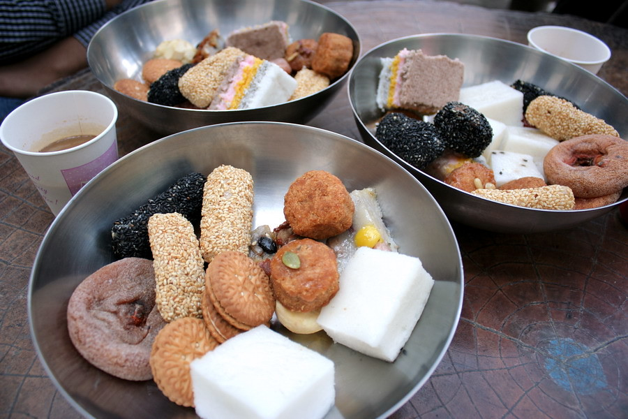 Korean cookies
