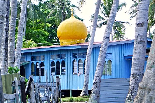 馬布島上的清真寺