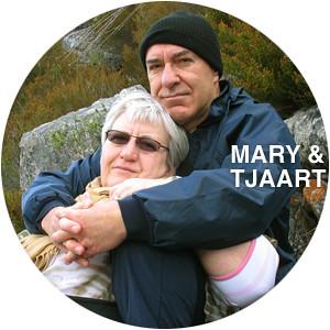 Mary & Tjaart