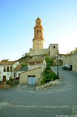 La Torre mudéjar de Jérica (Castellón, España)
