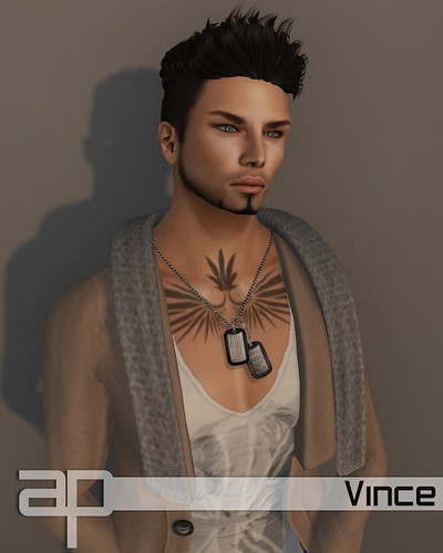 [Atro Patena] - Vince by MechuL Actor