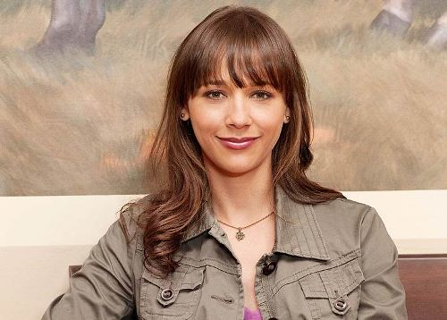 PARKS AND RECREATION -- Pictured: Rashida Jones as Ann Perkins -- NBC Photo: Mitchell Haaseth.FOR EDITORIAL USE ONLY -- DO NOT RE-SELL/DO NOT ARCHIVE
