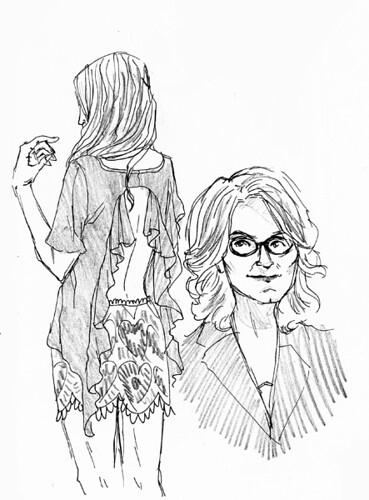 Fashion Doodle 1