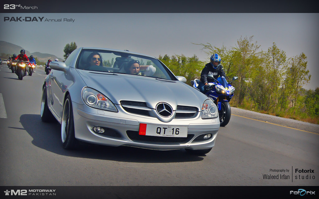 Fotorix Waleed - 23rd March 2012 BikerBoyz Gathering on M2 Motorway with Protocol - 7017411447 6229ed775d b