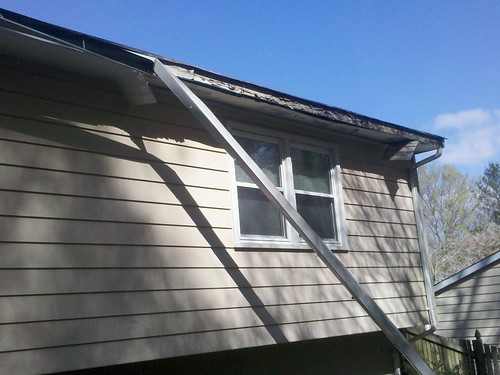 Seamless Gutters In Frederick Maryland Gutters For Less
