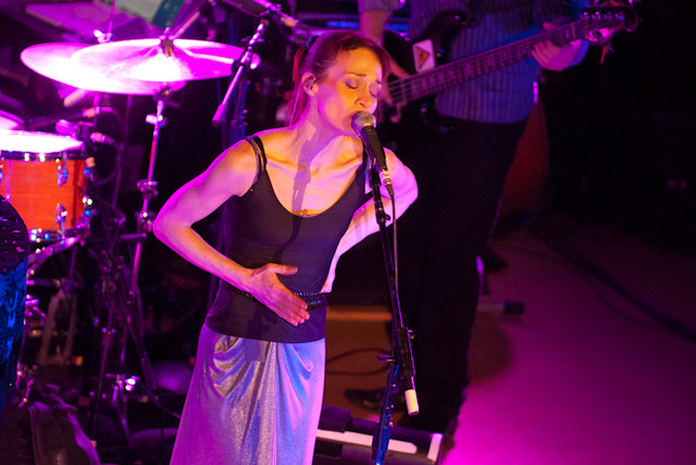 Fiona Apple @ 6th&I Synogogue