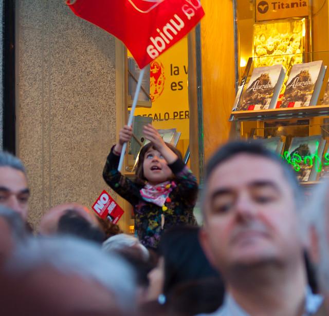 Madrid Manifestación del 29-03-2012 Huelga General