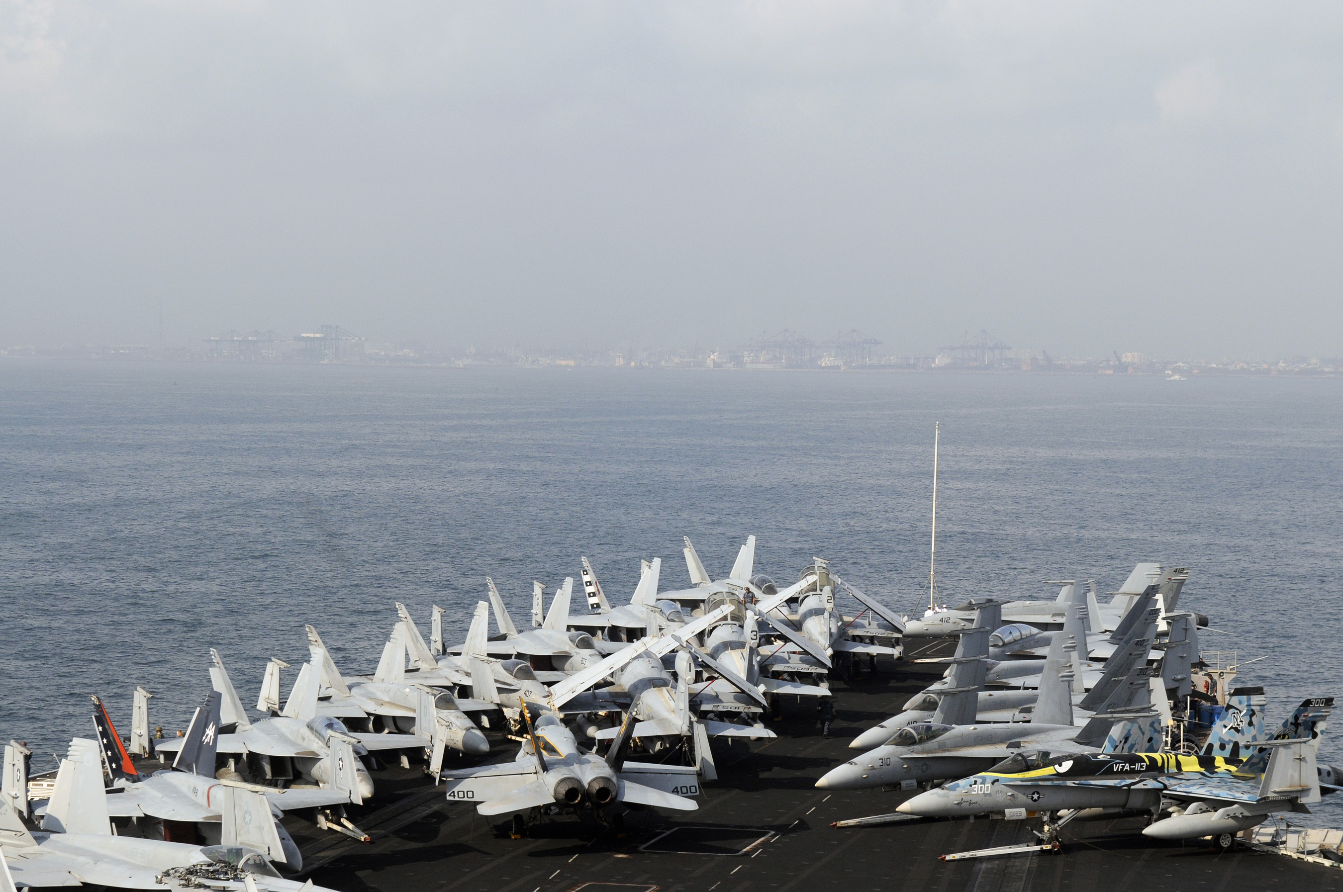 Carrier Strike Group One 5
