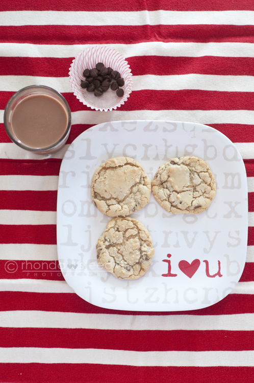 The BESTEST Chocolate Chip cookies #2