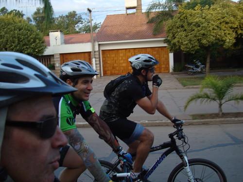 Dexter Group - Salida a Pavon Arriba