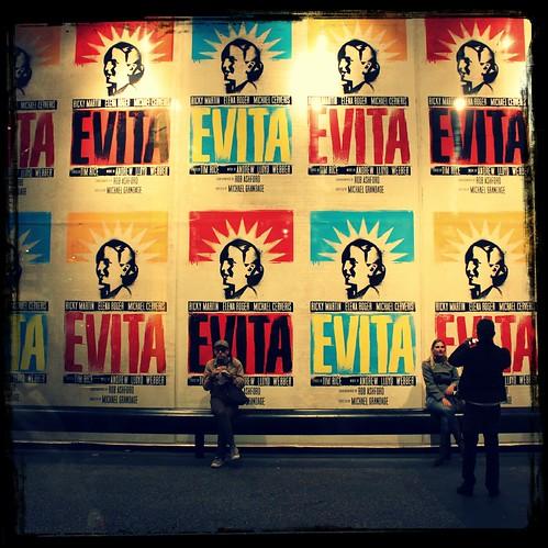 Eva Peron photo