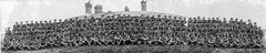"""Australian World War 1 """"battalion"""" in England, 1916"""