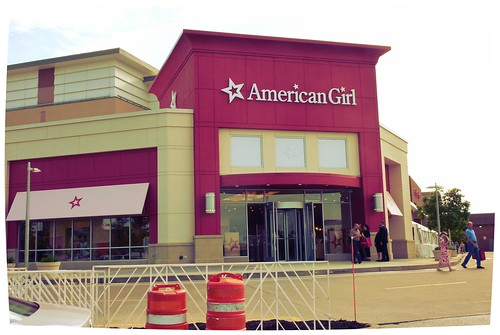 American Girl Store - St. Louis