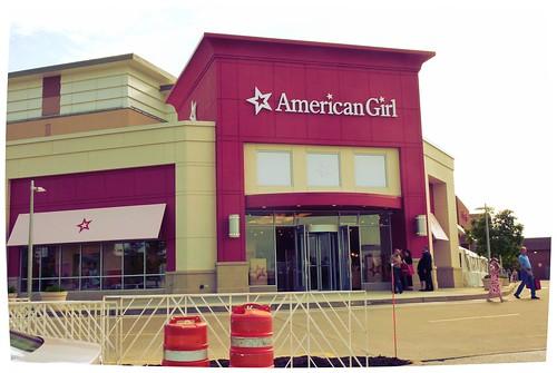 American Girl Store - St. Louis