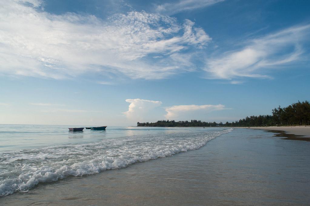 Kudat Road Trip Bak Bak Beach Kalampunian Beach And