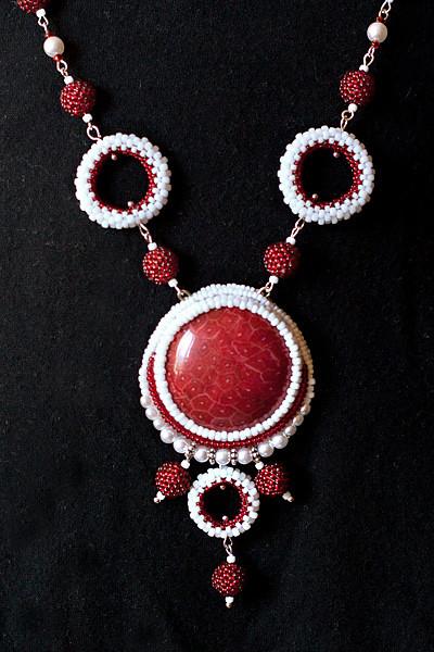 """Pendant """"Red Sea"""""""