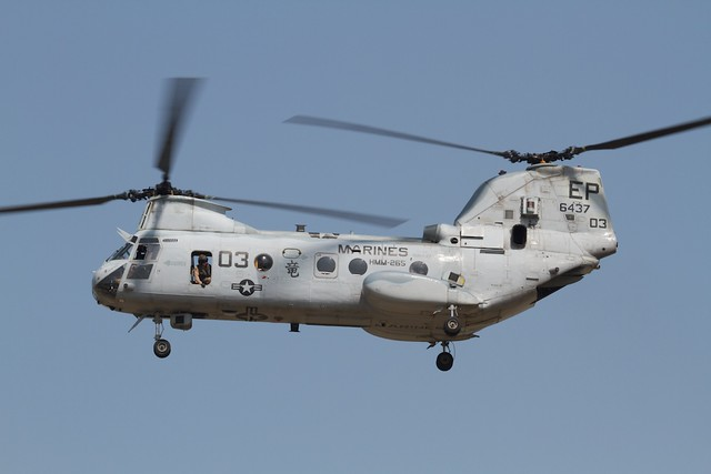 USMC CH-47