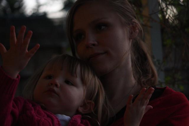 Cordelia and I
