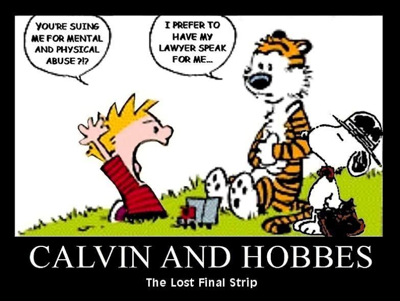 Calvin hobbes comics featuring strip site web