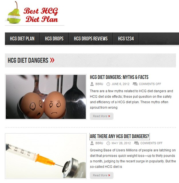 Hcg diet plan on dr. oz
