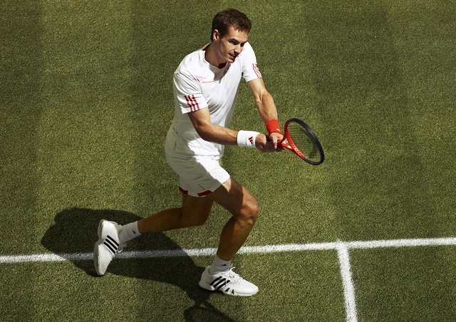 Wimbledon 2012: adidas players outfits