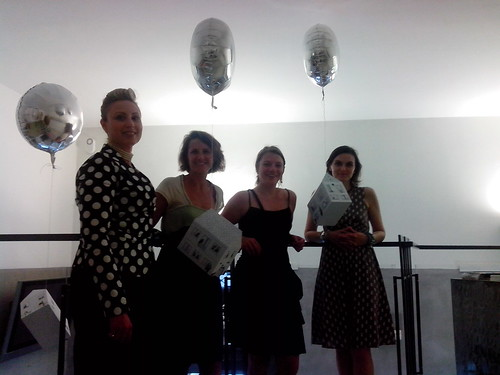 Barbara, Alessandra, Isabella, Olga by durishti