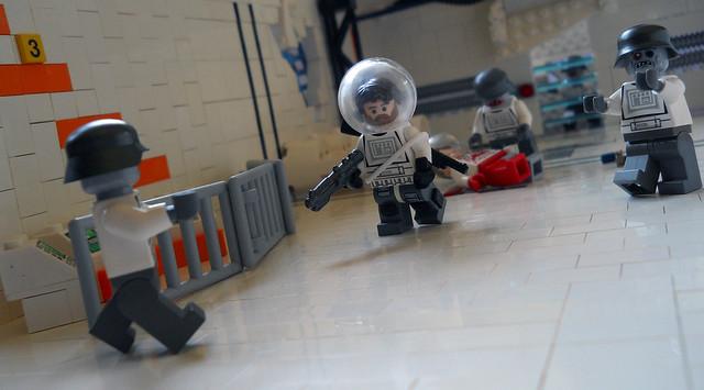 Black Ops 2: Zombies - Scene 1