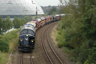 Many locos..