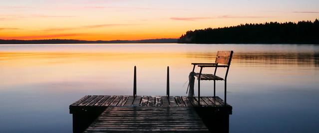 Horas de sol en Finlandia en verano