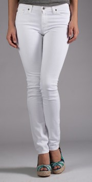 AG Jeans The Premiere- White $164.00