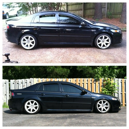 Acura Tl 08 Type S: Installed Function & Form Type 1 On My '08 TL-S