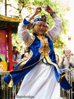 Chinatown Dancer