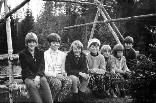 Flickscouter ca 1965